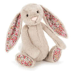 Blossom Beige Bunny Large