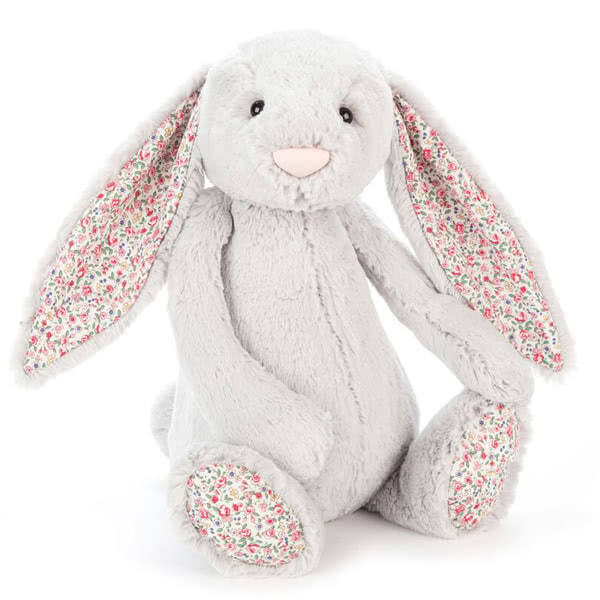 JellycatBlossom Silver Bunny Large