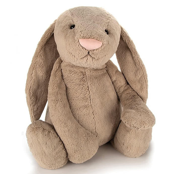 Jellycat Bashful Beige Bunny Very Big £134.95