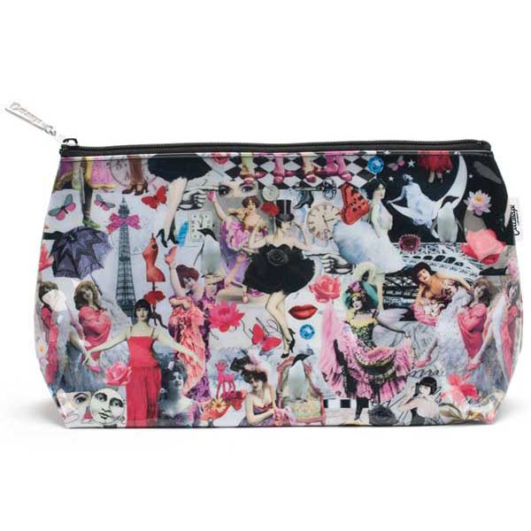 Catseye Burlesque Wash Bag