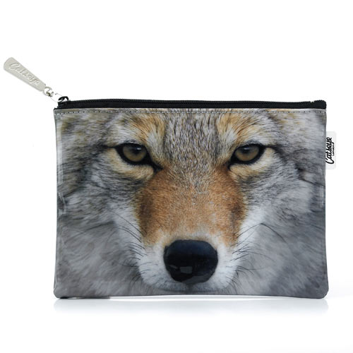 Jellycat Coyote Flat Bag