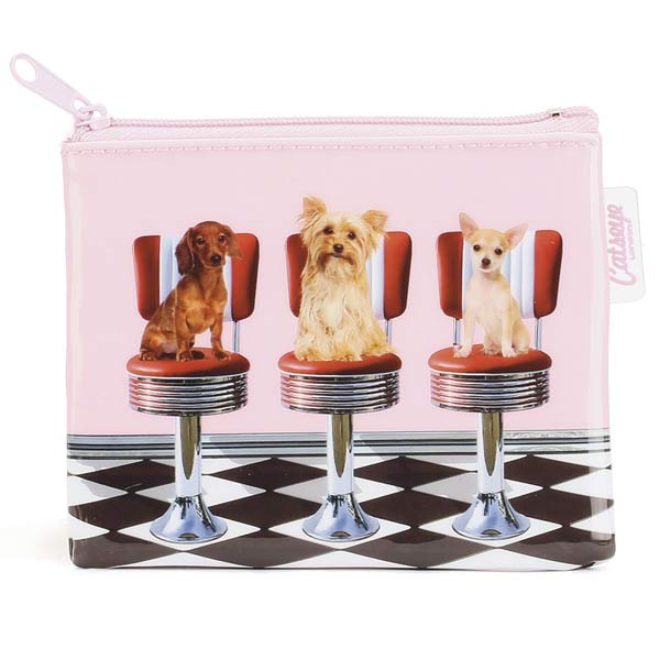Catseye London Diner Dogs Coin Purse