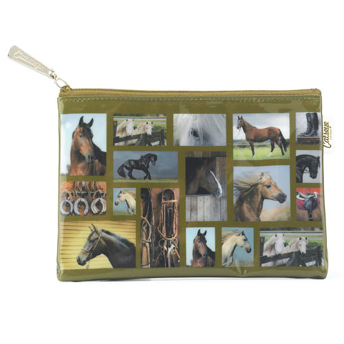Jellycat Horse Gallery Flat Bag