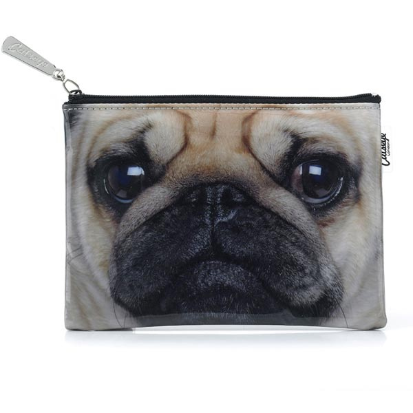 Jellycat Pug Flat Bag