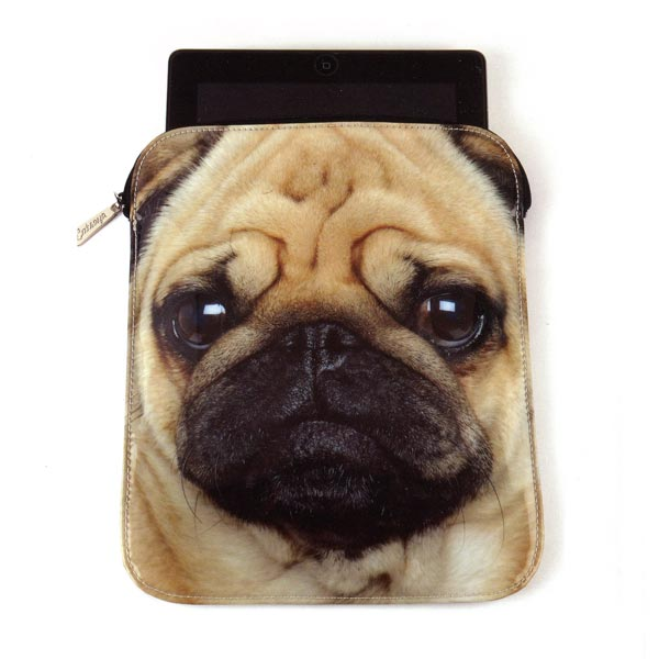 Jellycat Pug iPad Sleeve