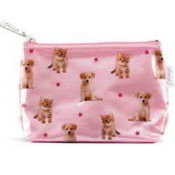 Puppy and Kitten Small Bag