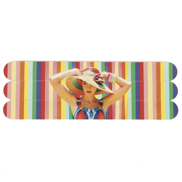 Catseye London Rainbow Woman Nail Files