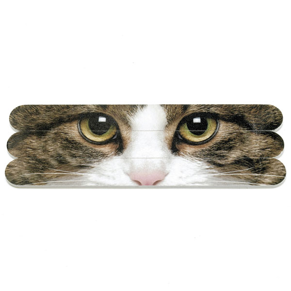 Jellycat Tabby Cat Nail Files