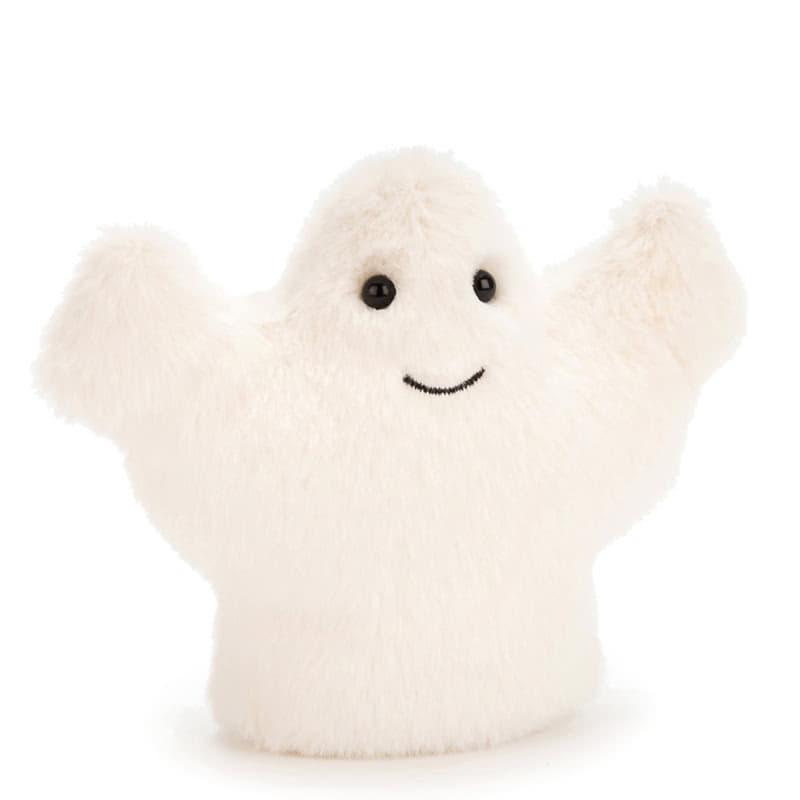 Jellycat Fluffy Ghost