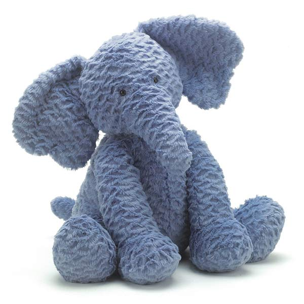 Jellycat Fuddlewuddle Elephant Huge