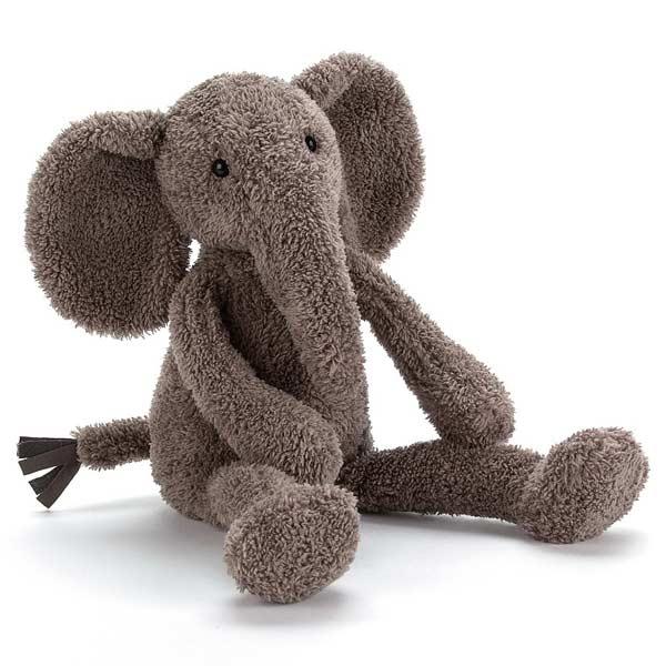 jellycat slackajack elephant small  u00a313 95