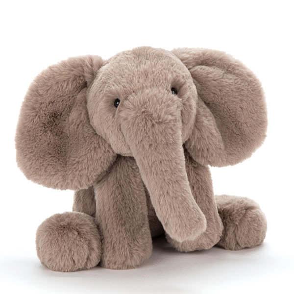Jellycat Smudge Elephant 163 21 55