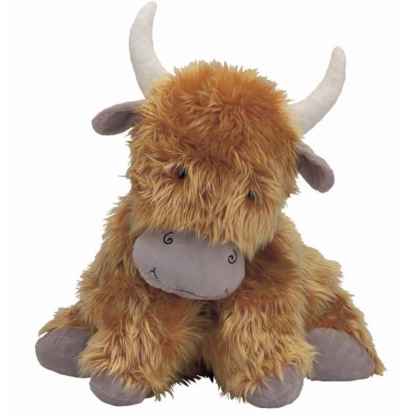 Jellycat Truffles Highland Cow Large