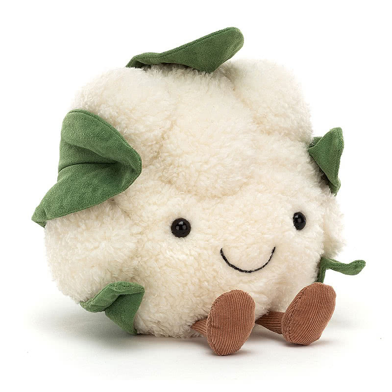 JellycatAmuseable Cauliflower