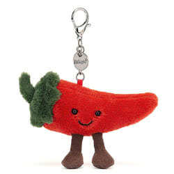 Amuseable Chilli Bag Charm