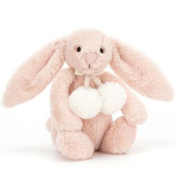 Bashful Blush Snow Bunny