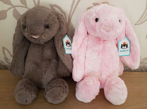 Jellycat Bashful Bunnies