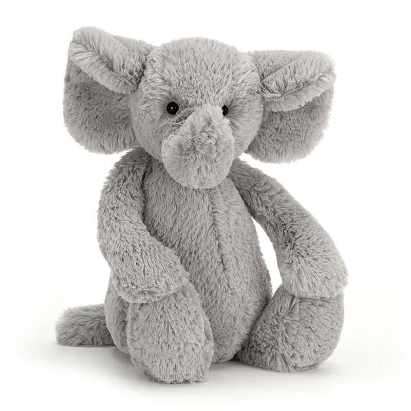 Jellycat Bashful Elephant 163 14 95