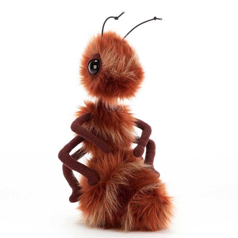 Jellycat Bodacious Bug Red Ant