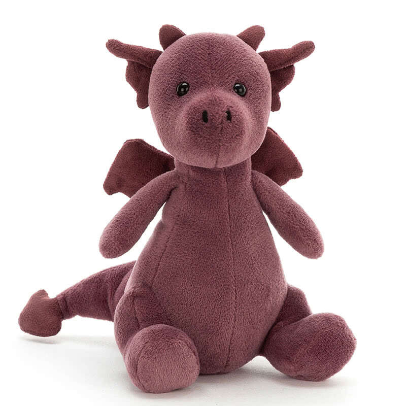 JellycatLittle Puff Violet
