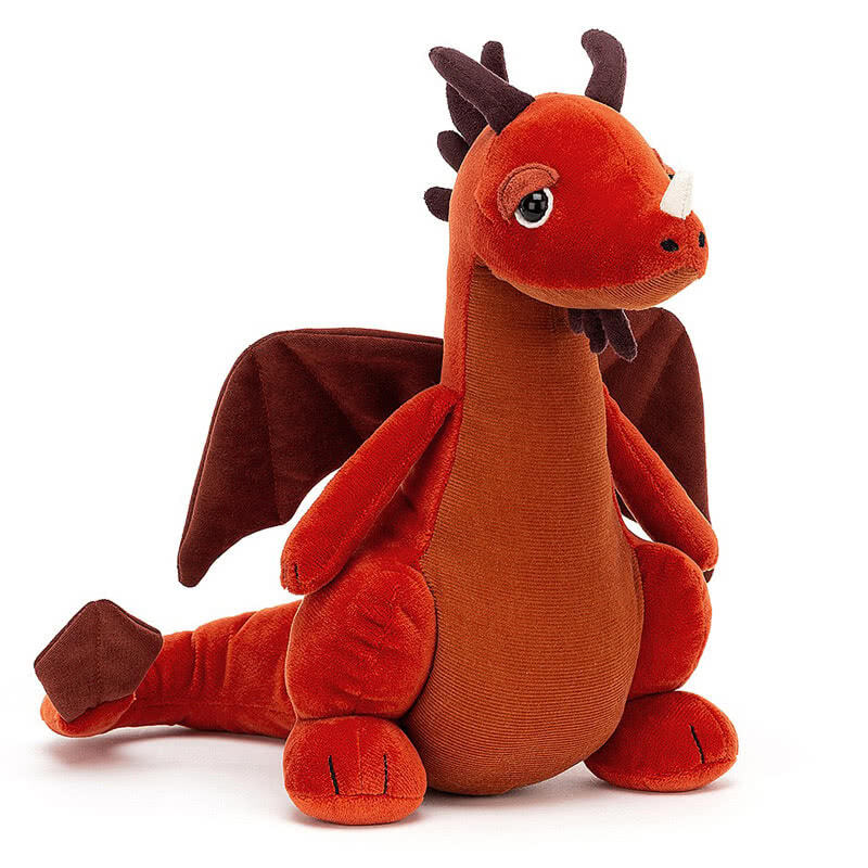 JellycatPaprika Dragon