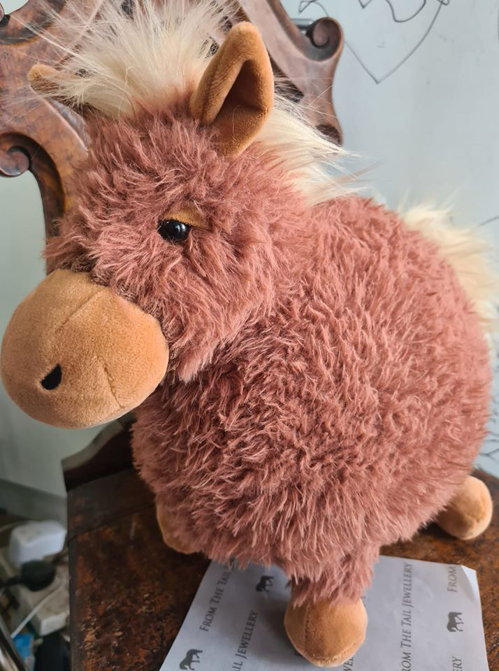 Jellycat Rolbie Pony soft toys