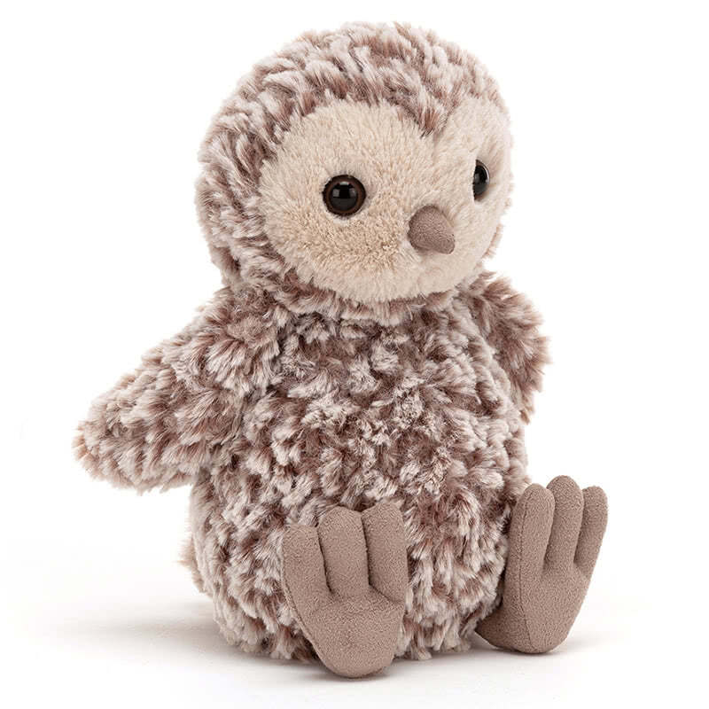 JellycatTorvill Owl Chick