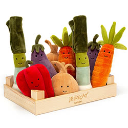 Vegetables Display Box