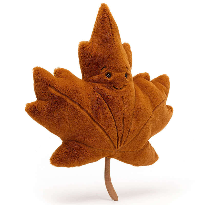JellycatWoodland Maple Leaf