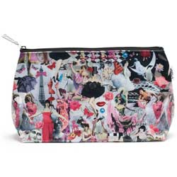 Burlesque Wash Bag