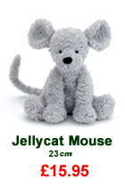 Jellycat Fuddlewuddle Mouse �15.95