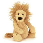 Bashful Lion