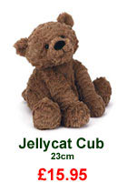 Jellycat Fuddlewuddle Bear Cub £15.95