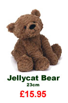 Jellycat Fuddlewuddle Bear Cub �15.95