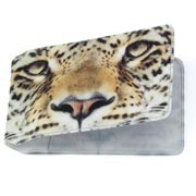 Catseye London Leopard Travel Card Holder
