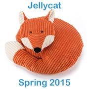Jellycat What's New Spring 2015