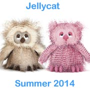 Jellycat What's New Summer 2014