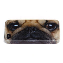 Pug iPhone 4/4S Shell