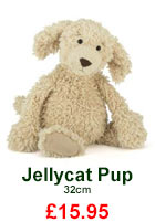 Jellycat Raggedy Pup £15.95