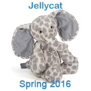 Jellycat What's New Spring 2016