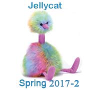 Jellycat What's New Spring 2017-2