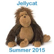 Jellycat What's New Summer 2015