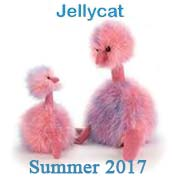 Jellycat What's New Summer 2017