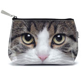 Catseye Tabby Cat small bag