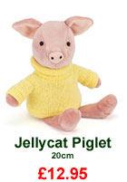 Jellycat Toastie Piglet £12.95