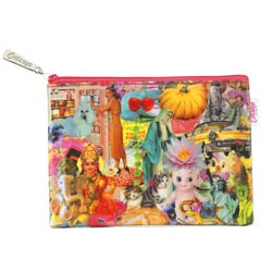 Karma Kitsch Flat Bag