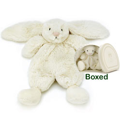 Boubou Cream Bunny Soother