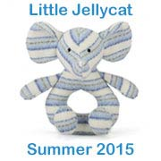 Little Jellycat What's New Summer 2015