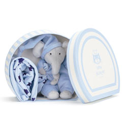 Starry Nights Elephant Soother - Boxed