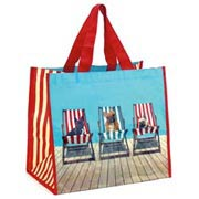 Catseye Deckchair Dog Shopper